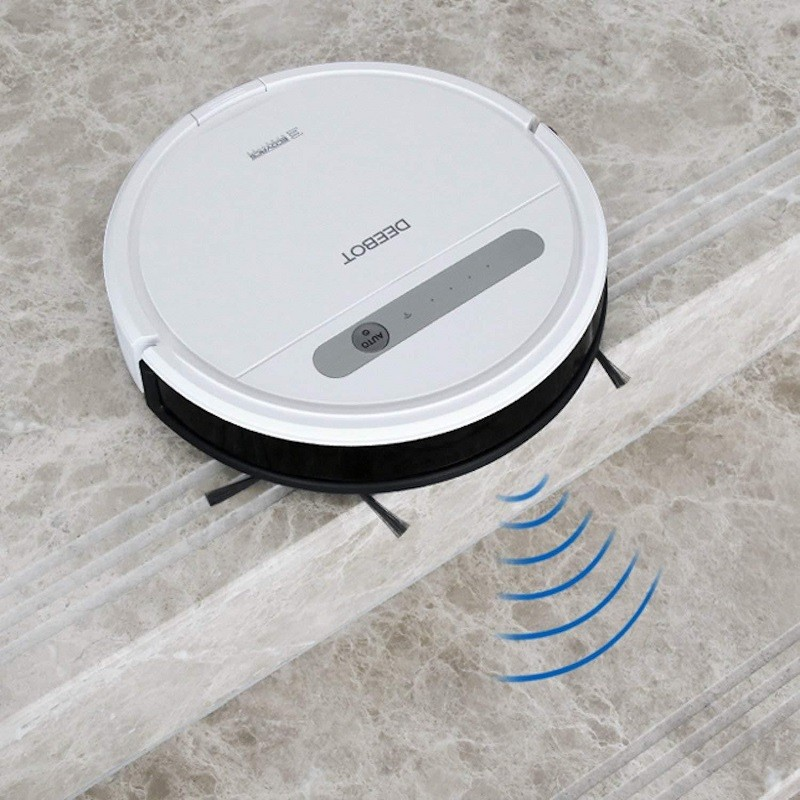 Robot hút bụi và lau nhà Ecovacs Deebot OZMO 610 4