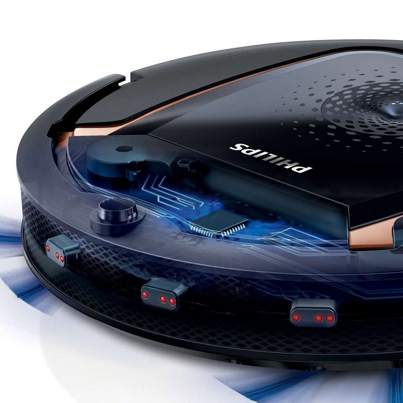 Robot hút bụi Philips FC8820 SmartPro Active 2