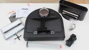 Đánh giá chi tiết Robot hút bụi Neato Botvac Connected