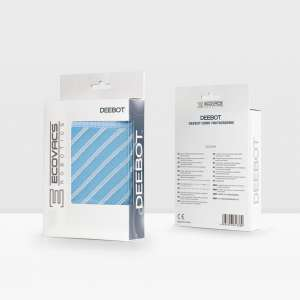 Hộp khăn lau Deebot Ozmo 920/950