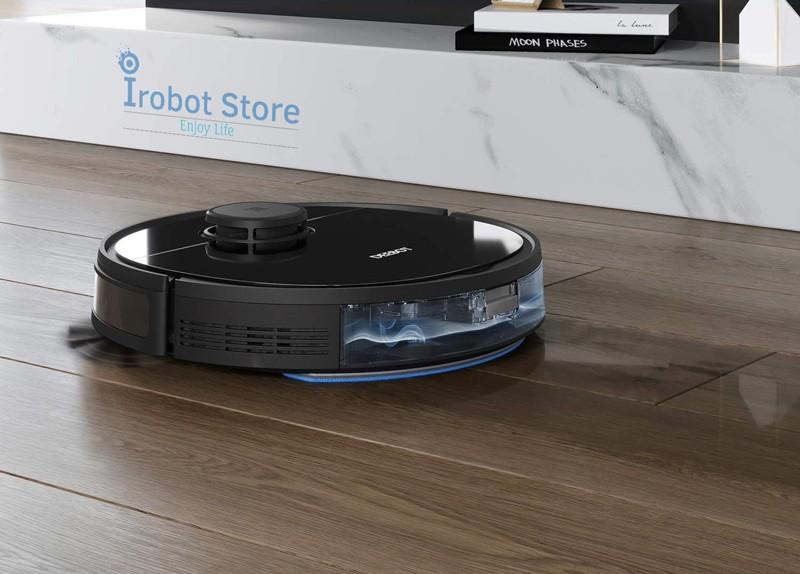 Đánh giá robot hút bụi lau nhà Ecovacs Deebot Ozmo 920 