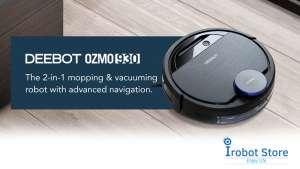 Đánh giá robot hút bụi lau nhà Ecovacs Deebot Ozmo 930