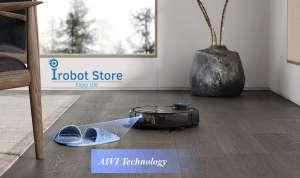 OZMO 960 - Robot hút bụi đầu tiên được trang bị trí tuệ nhân tạo AI