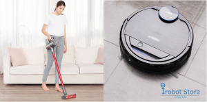 Tại sao bạn nên chọn robot hút bụi lau nhà?