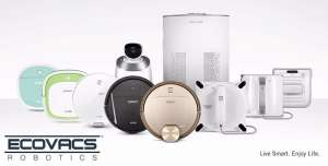 Tổng quan về thương hiệu Ecovacs Robotics