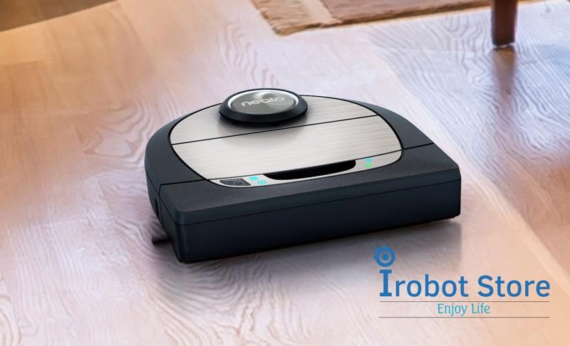 Hướng dẫn cách sử dụng robot hút bụi Neato bản quốc tế hiệu quả
