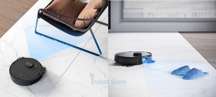 Tư vấn: Mặt sàn diện tích 50m vuông nên chọn robot hút bụi nào?