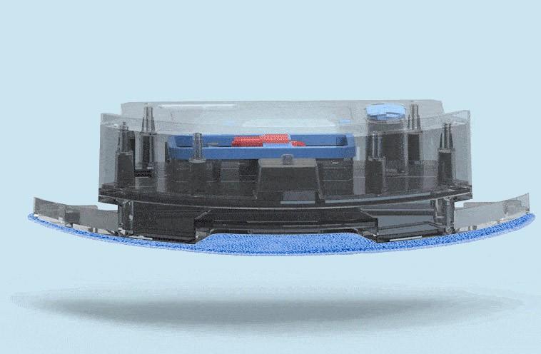Robot hút bụi lau nhà Ilife V80 Pro 5